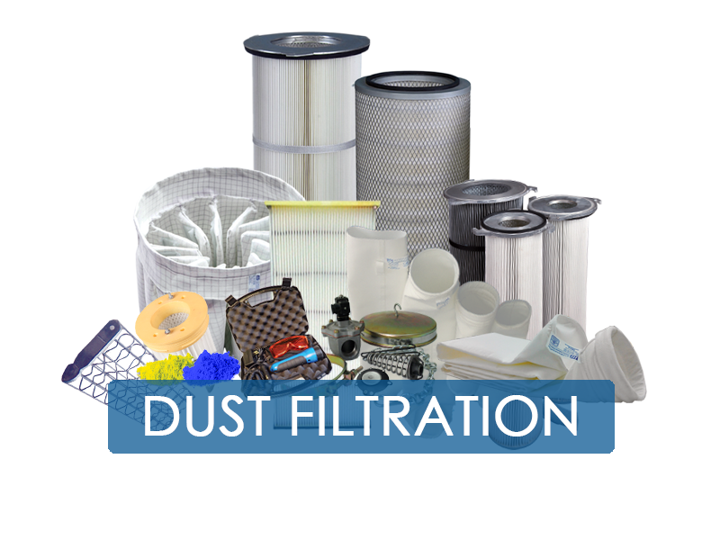 Dust Filtration (Emirates Industrial Filters)