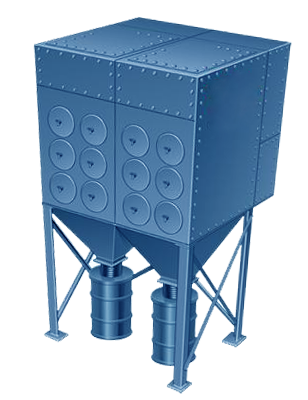 Cartridge Collector (Dust Filtration Equipment - EIF)