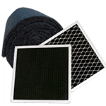 Carbon Fume, Odor Removal Panel Filter (HVAC Filtration - EIF))