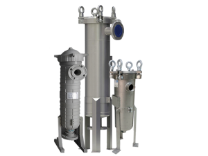 Liquid Filtration Vessels (Emirates Industrial Filters)