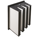 Mini Pleat Filter (HVAC Filtration - EIF))