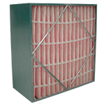 Rigid Box Filter (HVAC Filtration - EIF)